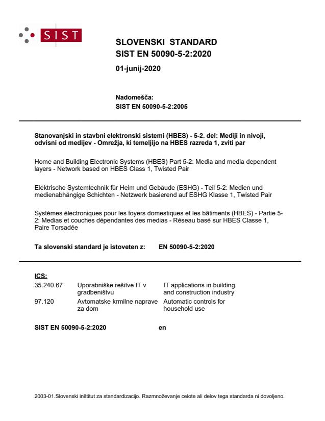 EN 50090-5-2:2020 - BARVE na PDF-str 43