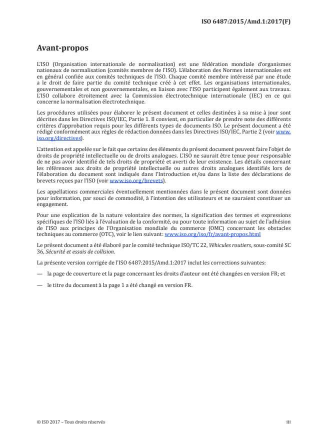 ISO 6487:2015/Amd 1:2017