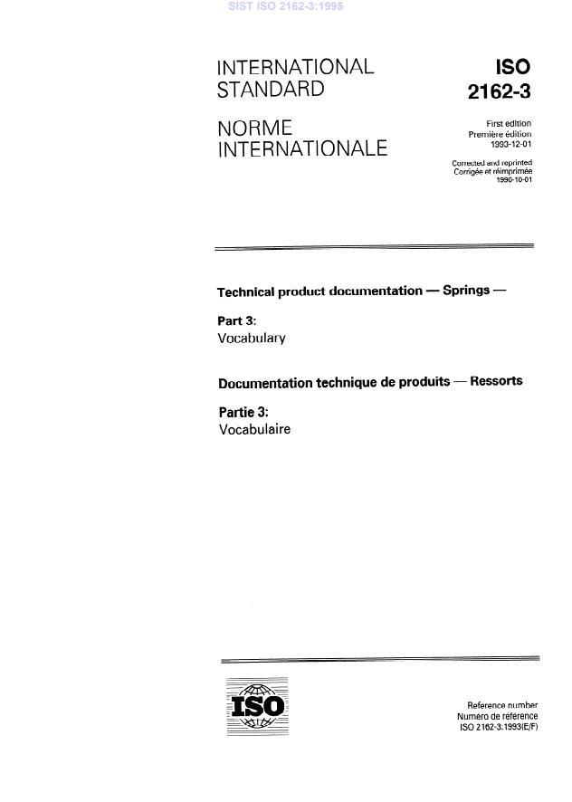 SIST ISO 2162-3:1995