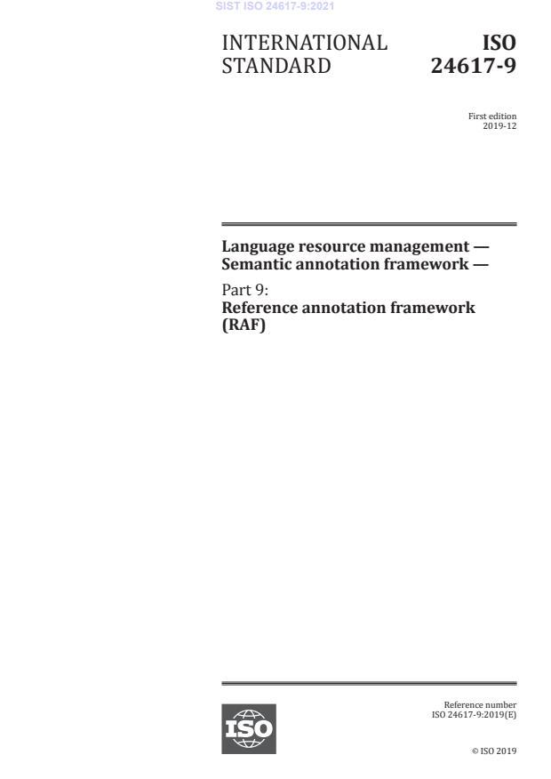 SIST ISO 24617-9:2021 - BARVE na PDF-str 11