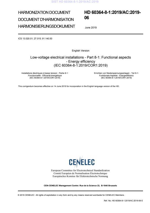 SIST HD 60364-8-1:2019/AC:2019 - BARVE na PDF-str 7,8,9