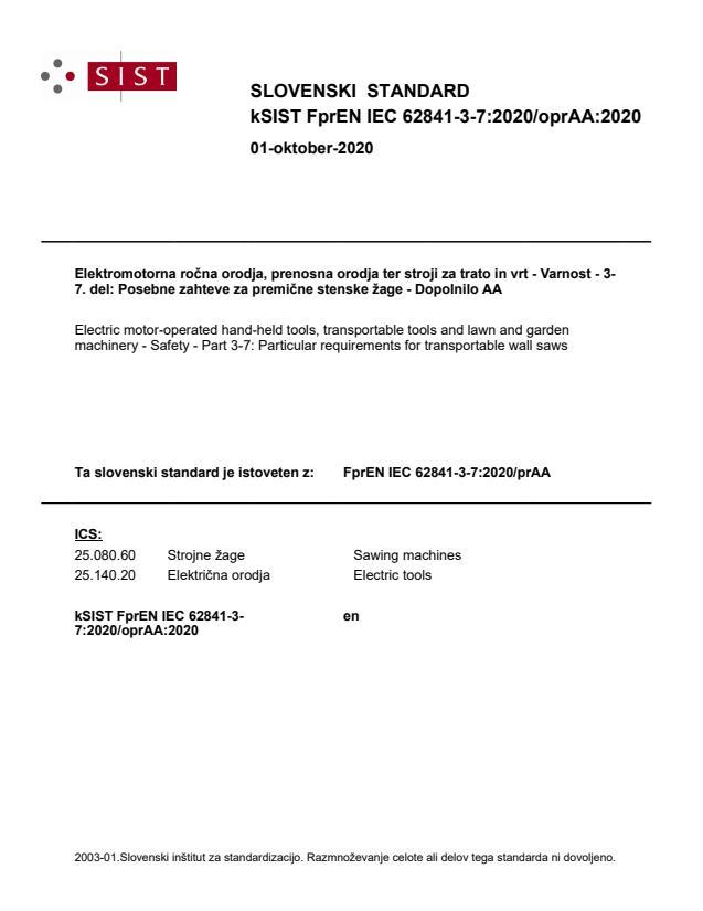 EN IEC 62841-3-7:2021/A11:2021
