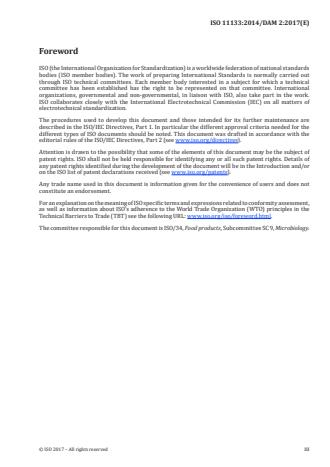 ISO 11133:2014/Amd 2:2020
