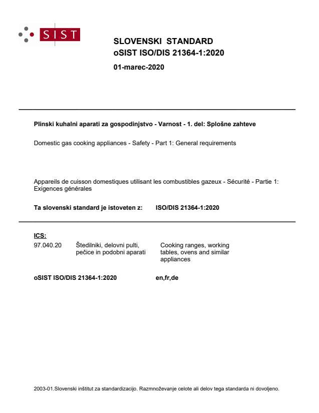 ISO/TS 21364-1:2021