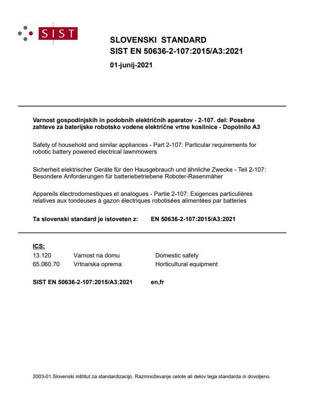 SIST EN 50636-2-107:2015/A3:2021