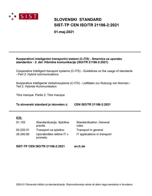 SIST-TP CEN ISO/TR 21186-2:2021 - BARVE na PDF-str 19,23
