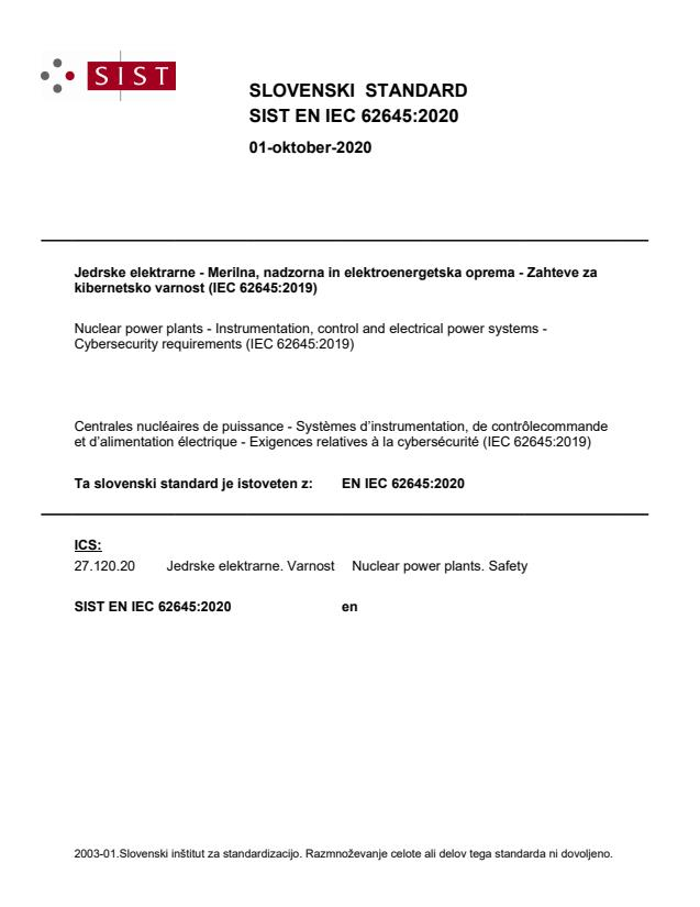 SIST EN IEC 62645:2020 - BARVE na PDF-str 17,50,52
