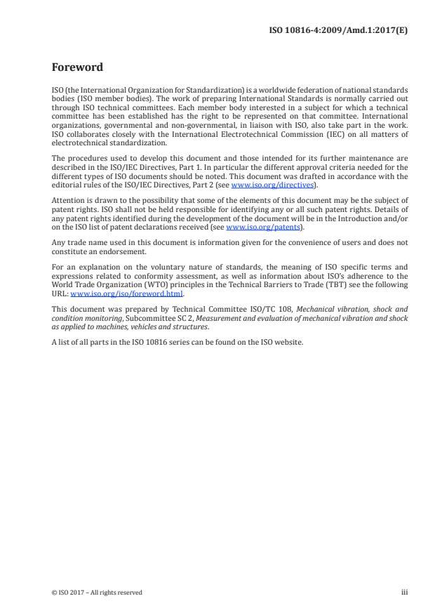 ISO 10816-4:2009/Amd 1:2017