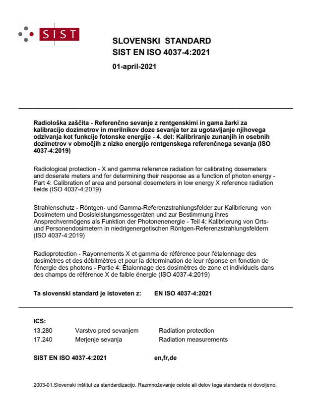 SIST EN ISO 4037-4:2021
