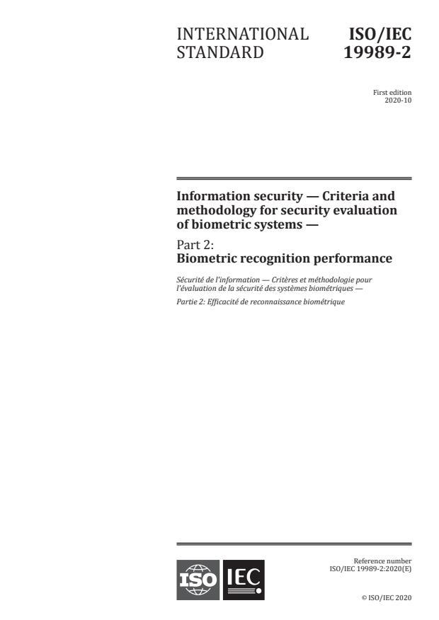 ISO/IEC 19989-2:2020