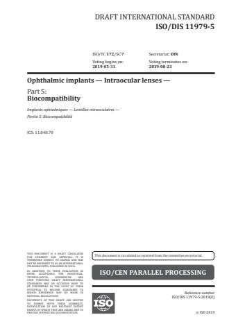 ISO 11979-5:2020