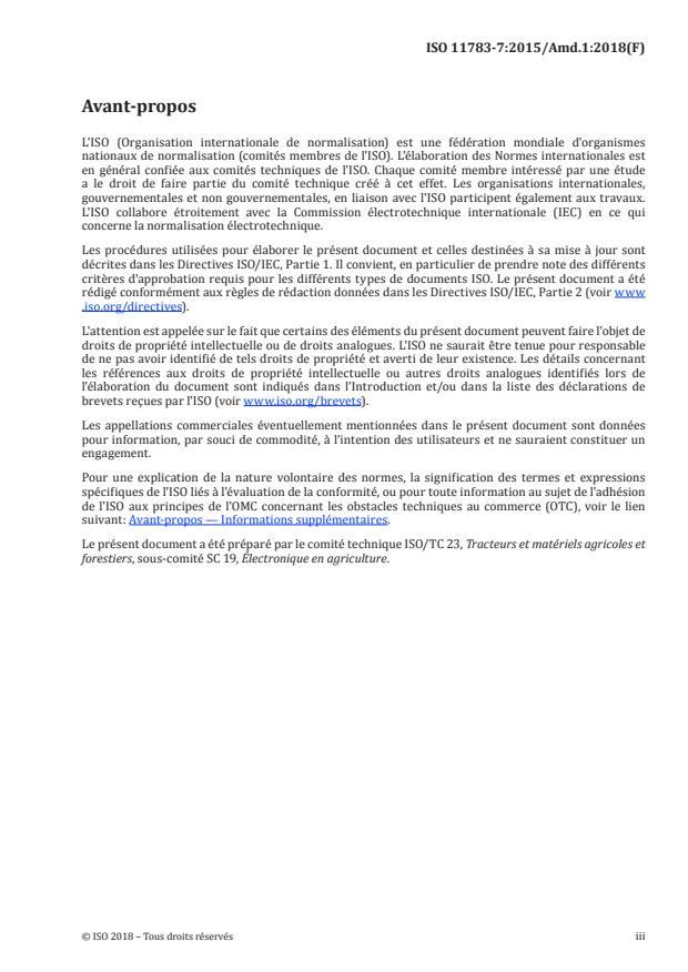 ISO 11783-7:2015/Amd 1:2018
