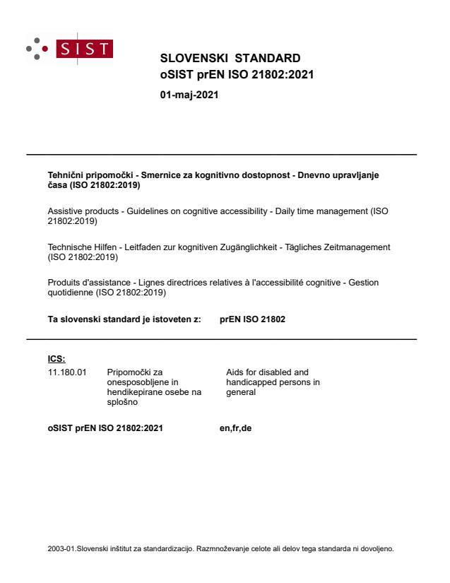 prEN ISO 21802:2021 - BARVE na PDF-str 13,14,23,24,26,27