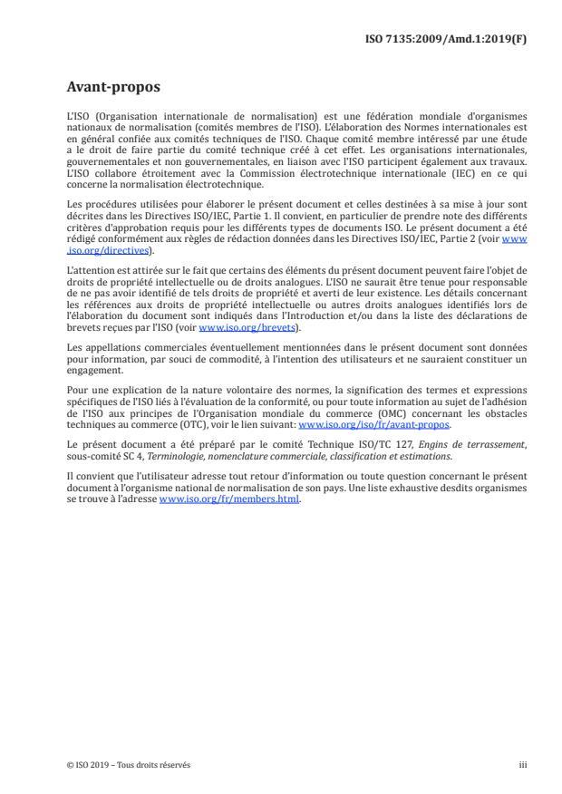 ISO 7135:2009/Amd 1:2019