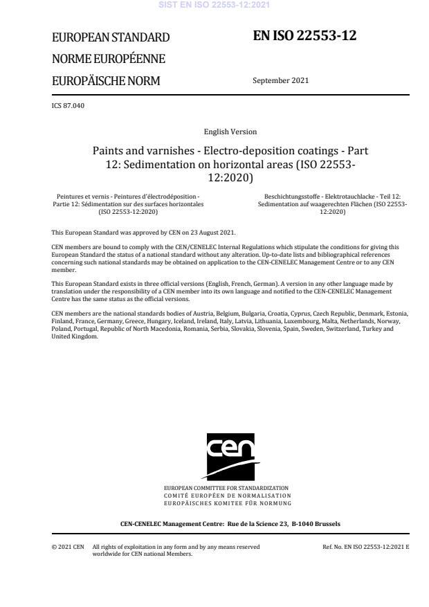 SIST EN ISO 22553-12:2021
