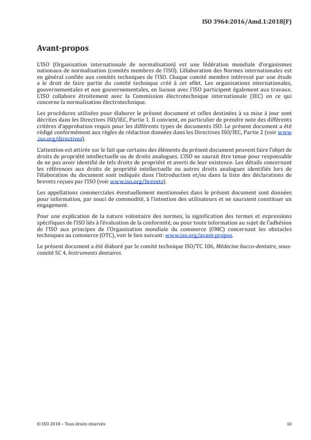 ISO 3964:2016/Amd 1:2018