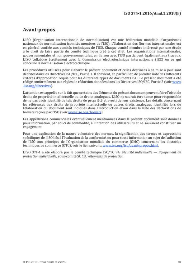 ISO 374-1:2016/Amd 1:2018