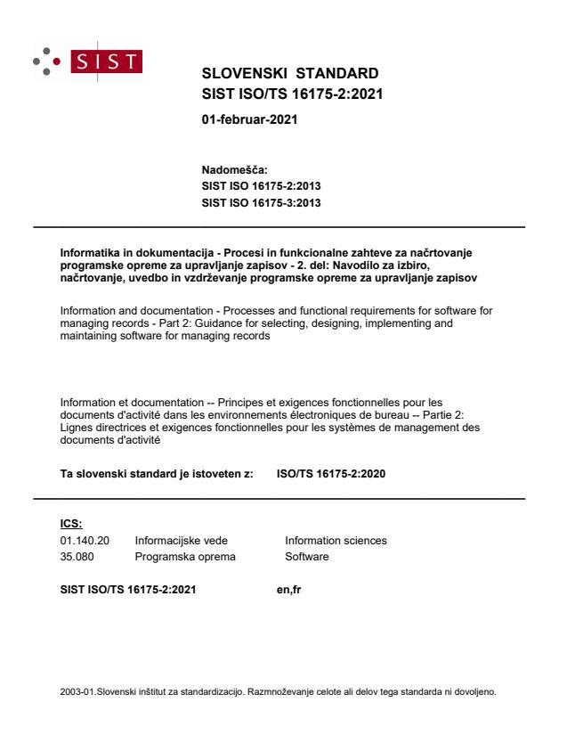 ISO/TS 16175-2:2021