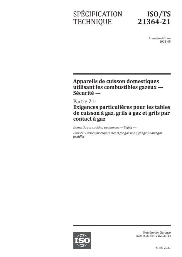ISO/TS 21364-21:2021