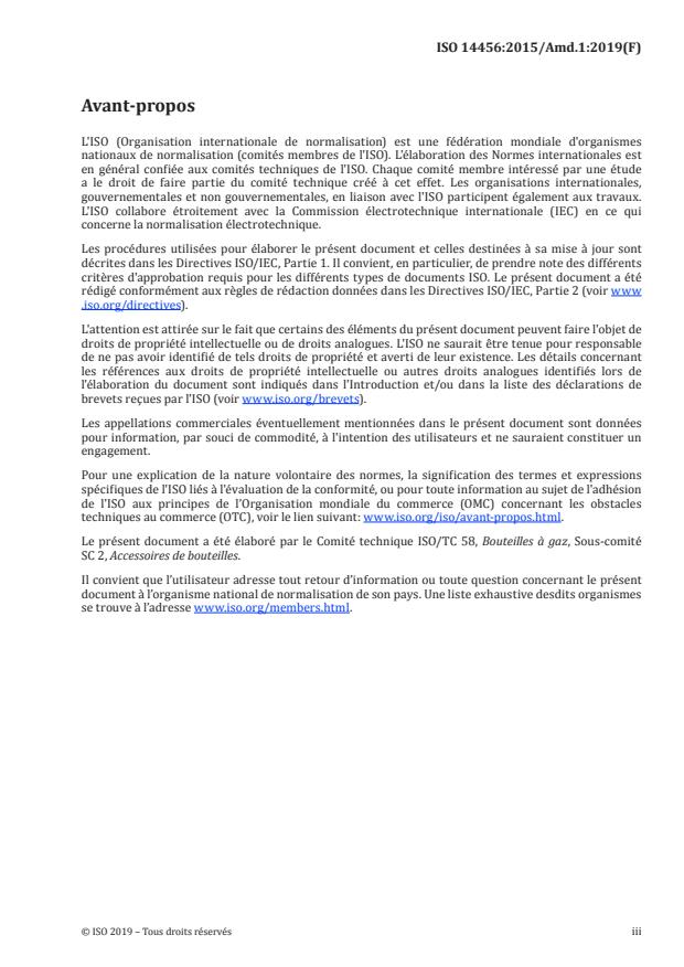 ISO 14456:2015/Amd 1:2019