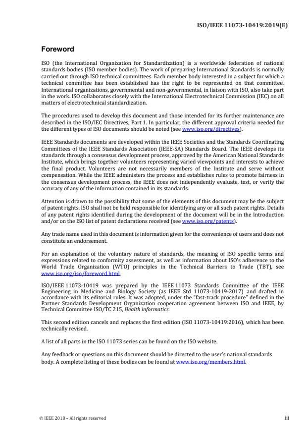 ISO/IEEE 11073-10419:2019