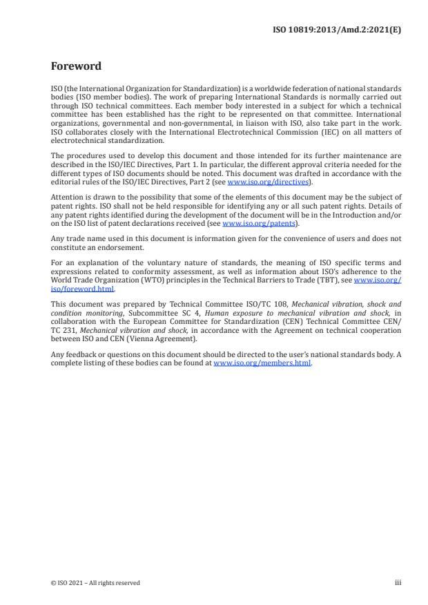 ISO 10819:2013/Amd 2:2021