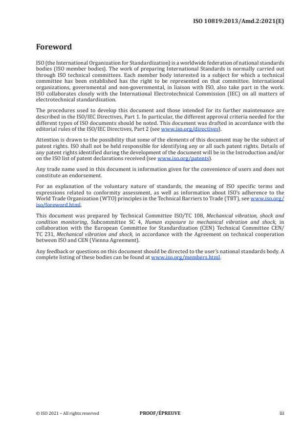 ISO 10819:2013/PRF Amd 2:Version 03-jul-2021