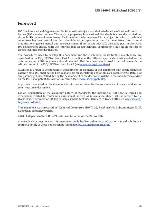 ISO 6469-3:2018/Amd 1:2020