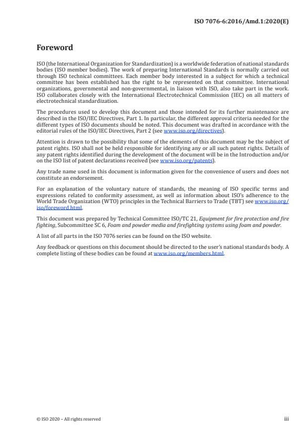 ISO 7076-6:2016/Amd 1:2020