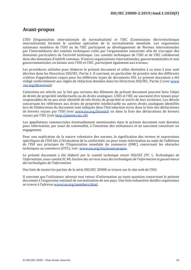 ISO/IEC 20000-2:2019/Amd 1:2020
