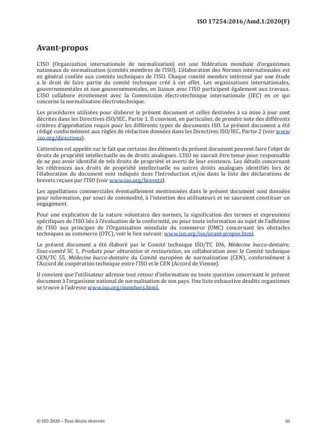ISO 17254:2016/Amd 1:2020