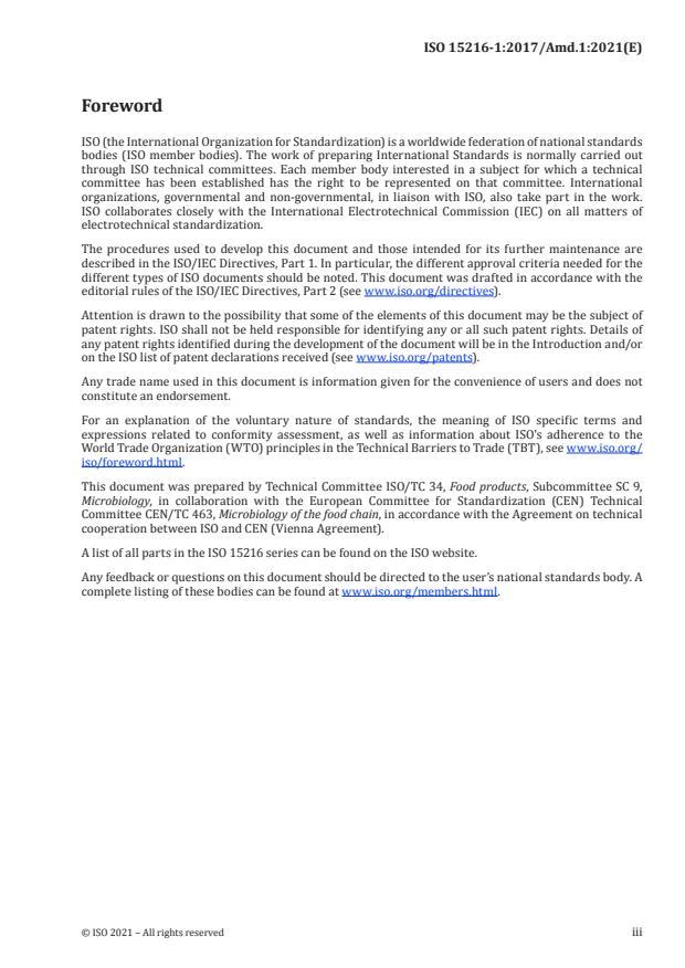 ISO 15216-1:2017/Amd 1:2021