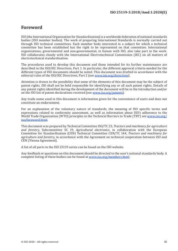 ISO 25119-3:2018/Amd 1:2020