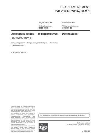 ISO 23748:2016/Amd 1:2021