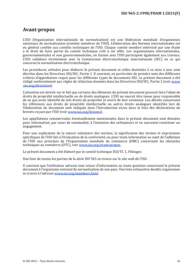 ISO 965-2:1998/FDAmd 1:Version 18-apr-2021