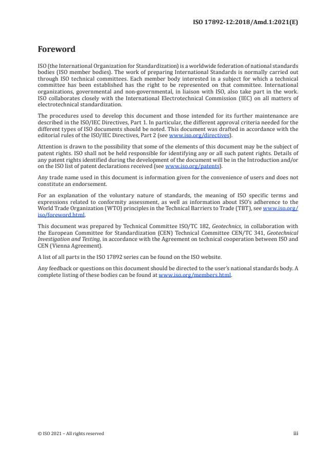 ISO 17892-12:2018/Amd 1:2021