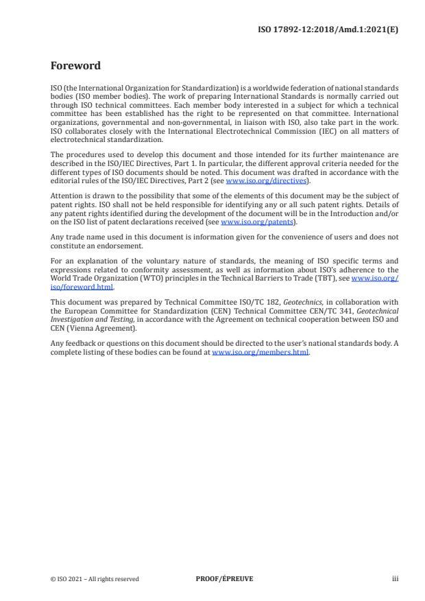 ISO 17892-12:2018/PRF Amd 1:Version 10-jul-2021