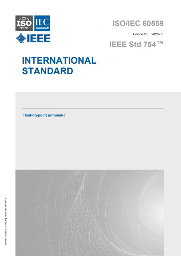ISO/IEC 60559:2020