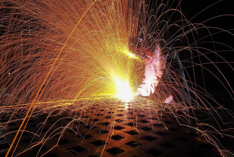 Standards for regulation welding processes and manufacturing engineering